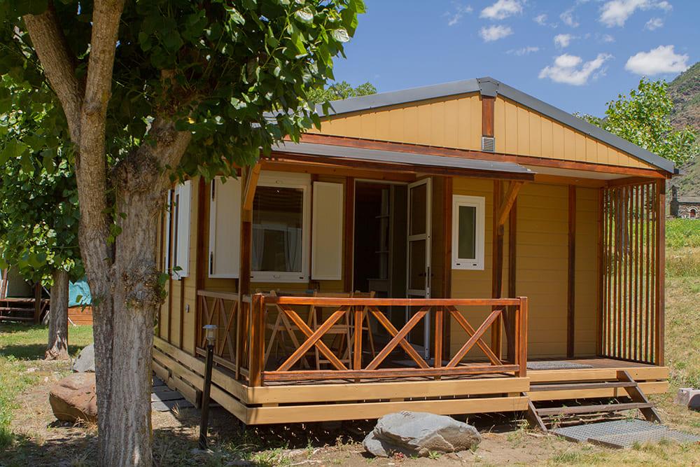 Bungalow Camping Serra