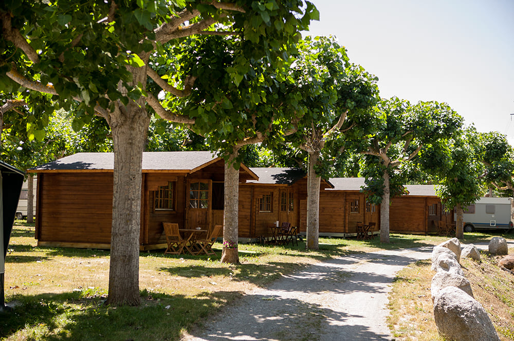 Camping bungalows
