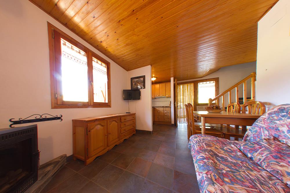 apartament camping serra