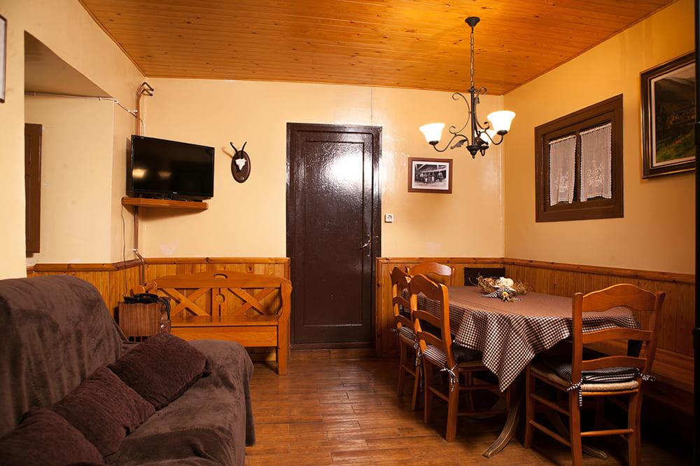 Casa Camping Serra