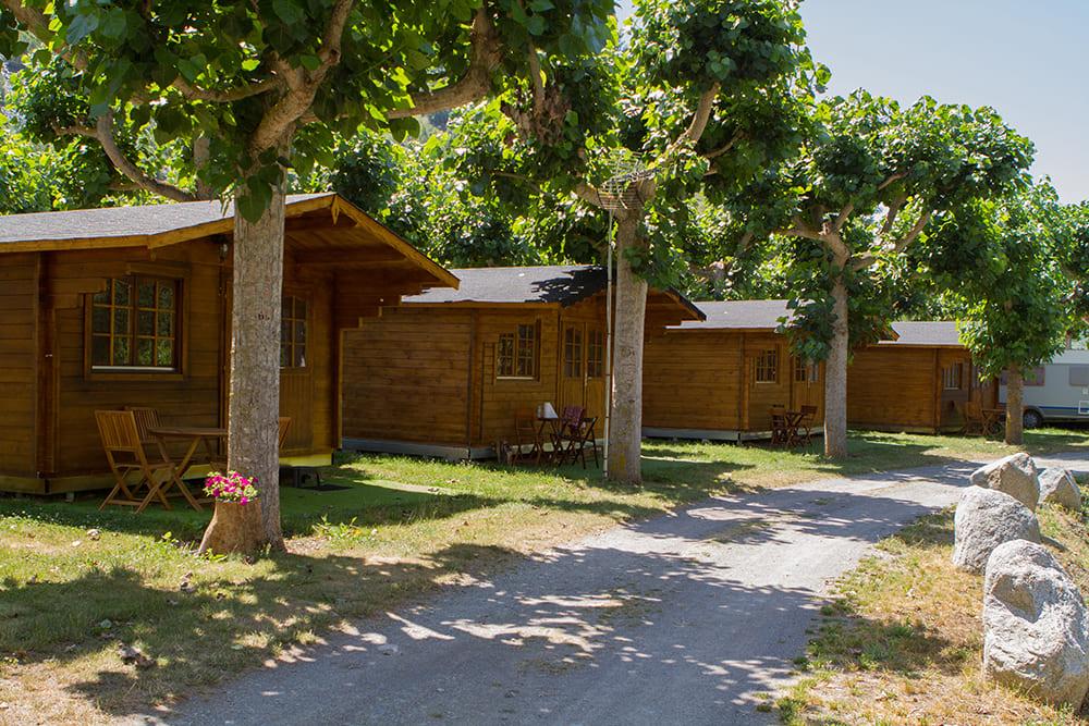 Casetes Camping Serra